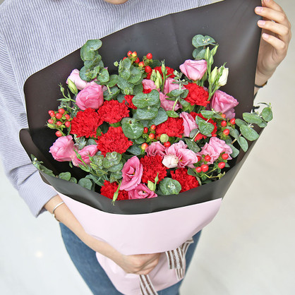 探望病人送花