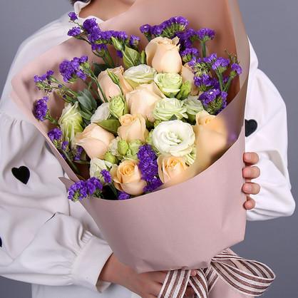 闺蜜送什么花?闺蜜生日怎能不送友谊之花?闺蜜情鲜花来见证