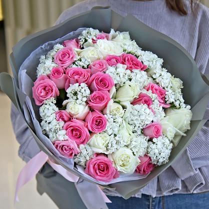 孕妇生日送花