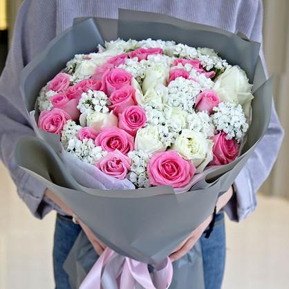 情人节送异性鲜花