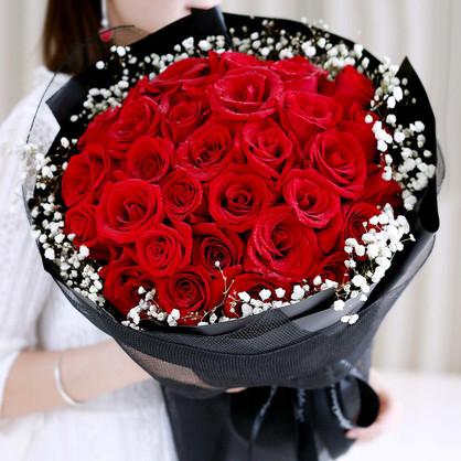 送女孩什么生日礼物?适合送给女朋友的生日鲜花推荐