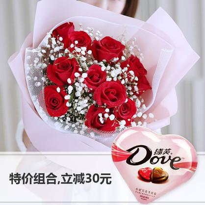 新手指南——第一次送花给女生送什么花好?第一次送花不再迷茫